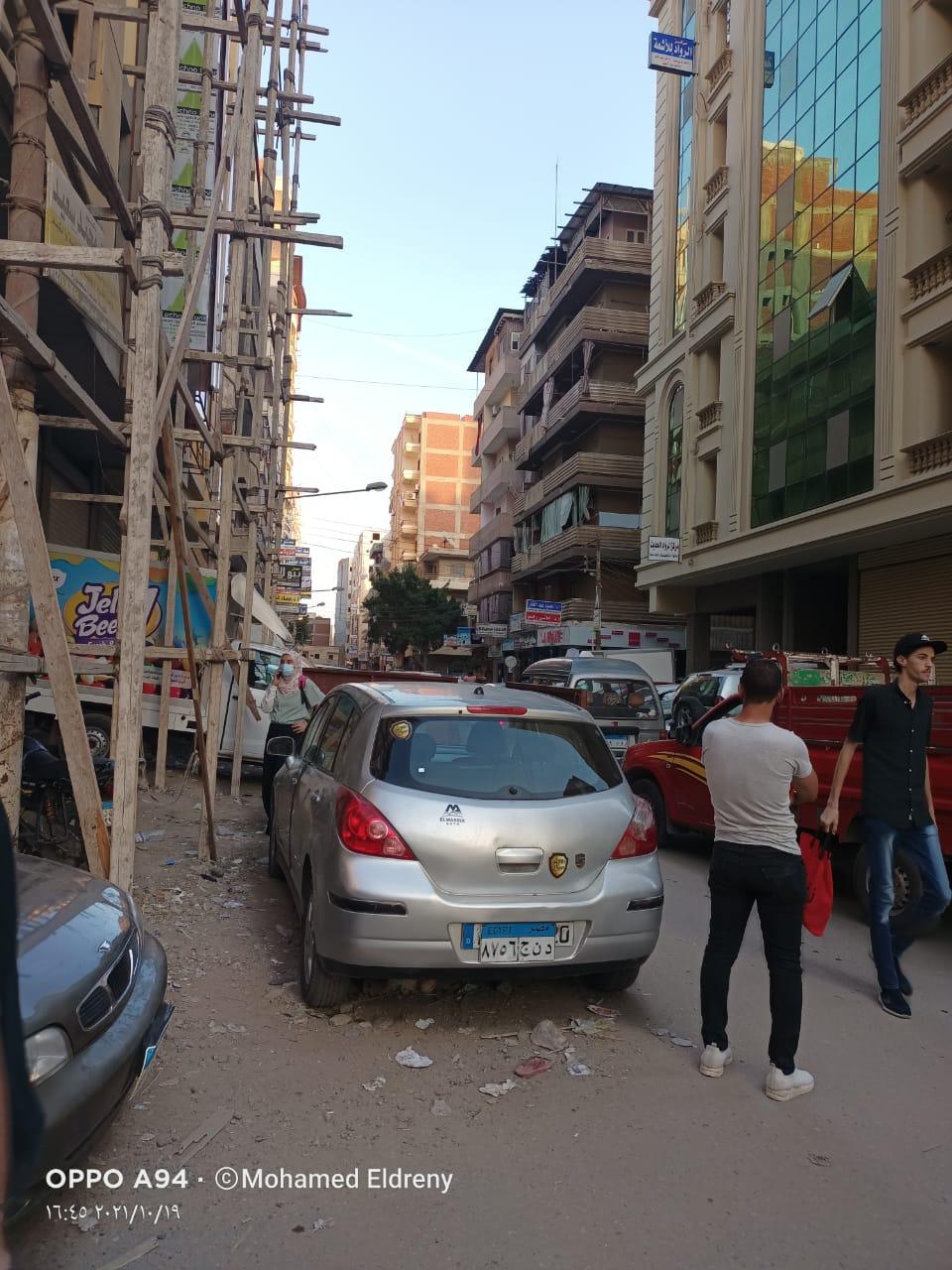 عياده طيبه ٥٠م  في شارع جيهان